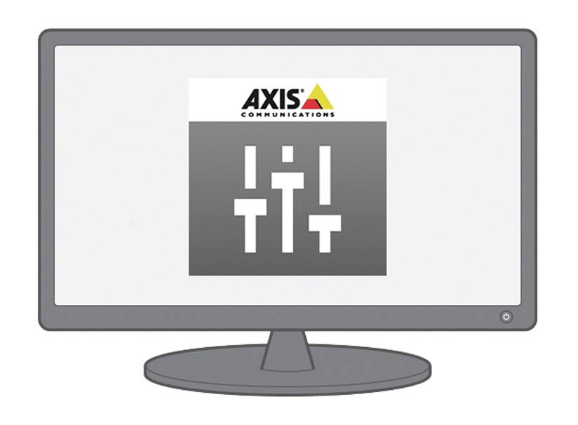 AXIS E-LICENSE AUDIO MANAGER PRO