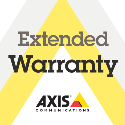 AXIS EXT WARRANTY 291 1U VIDEO SERV RACK +2YR