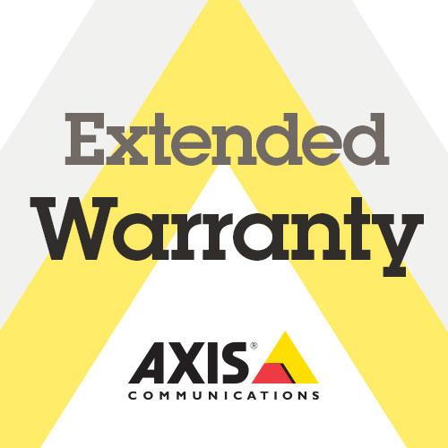 AXIS EXT WARRANTY 291 1U VIDEO SERV RACK +2YR