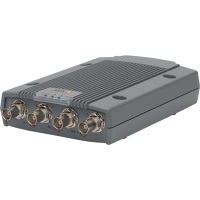 AXIS ENCODER P7214 4-CHANNEL 25FPS/CHANNEL POE