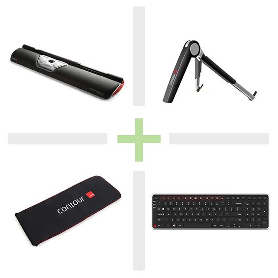 Contour Travel Kit Pro Wireless Bundle
