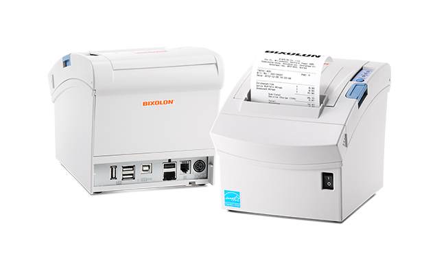 BIXOLON BGT-100P THERMAL 180DPI BT/ETH/USB BLK