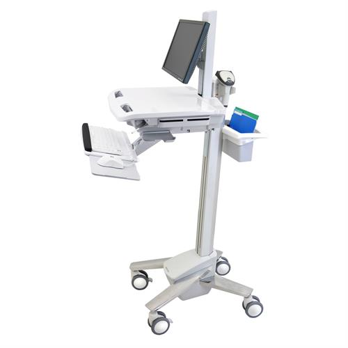 ERGOTRON CART STYLEVIEW EMR SV41 WITH LCD PIVOT