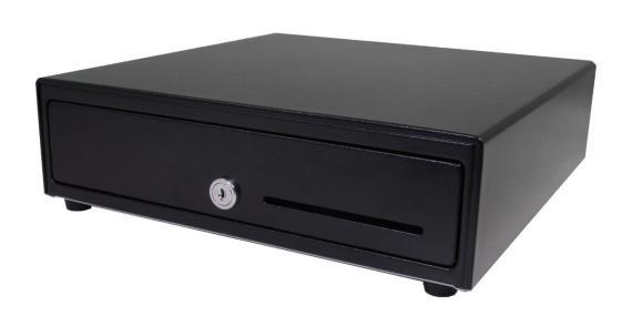 HP CASH DRAWER ENGAGE ONE 5N/8C 24V BLK