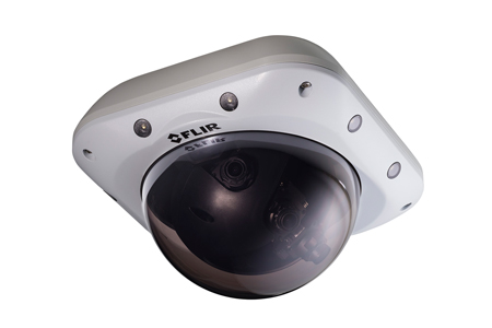 FLIR CAMERA QUASAR CM-6308-P1-I DOME 360 PAN 4X2HD
