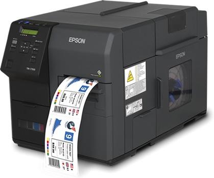 EPSON PRINTER TMC7500 W/TAKE-UP INKJET USB/ETH
