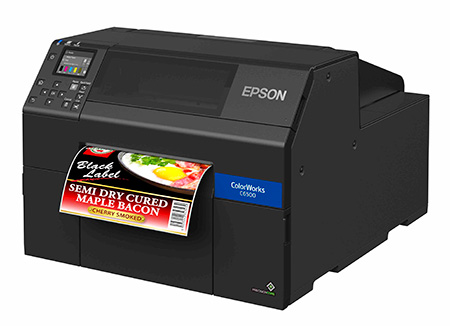 EPSON COLORWORKS CW-C6510A 8IN USB/ETH AUTOCUTTER