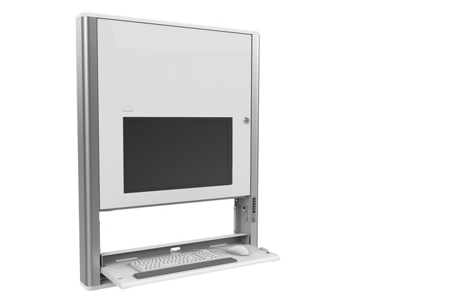 HUMANSCALE H1 TECHNOLOGY CABINET