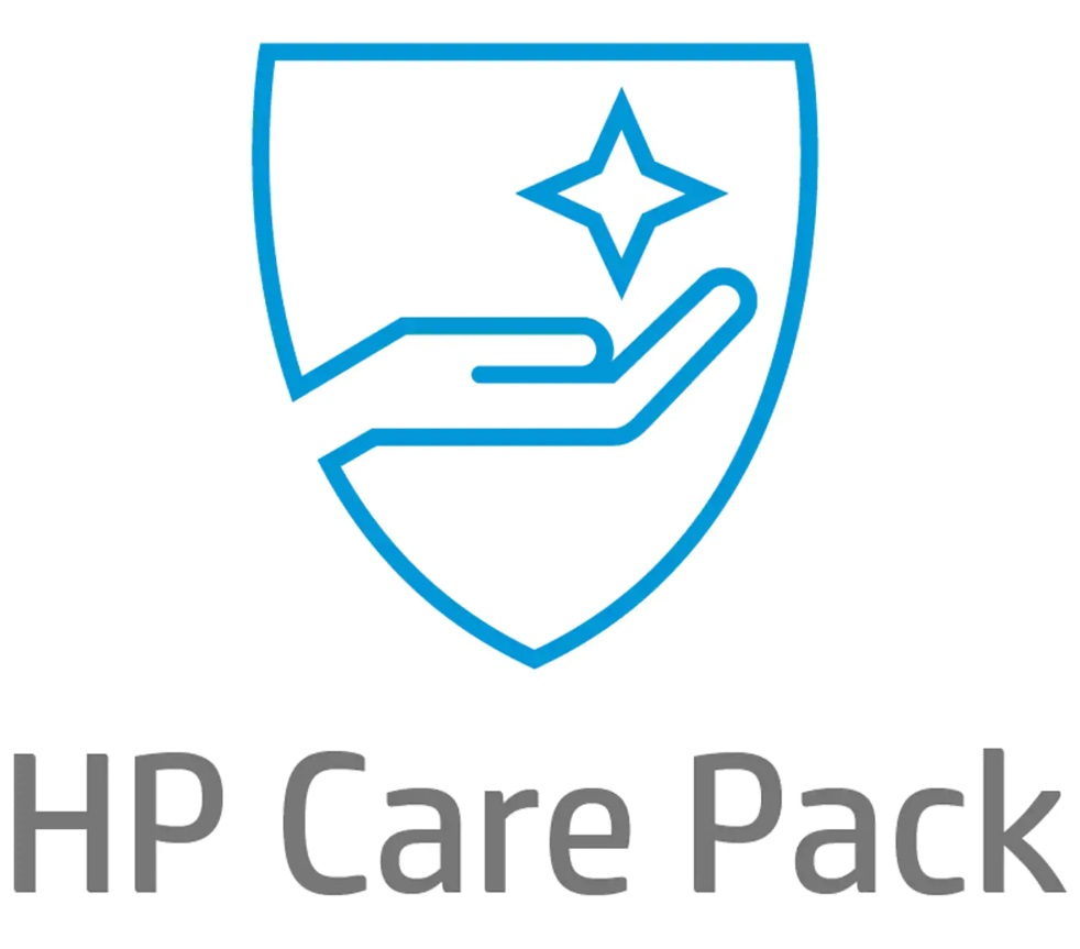 HP CAREPACK LARGE MONITOR 5YR NBD ONSITE