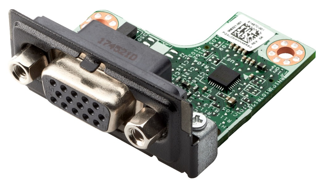 HP CARD VGA PORT FOR ENGAGE FLEX PRO