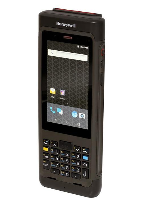HONEYWELL PDT CN80 NUM 2D LONG RANGE SCANNER 3GB RAM/32GB STORAGE CAMERA ANDROID 7 GOOGLE MOBILE SERVICES