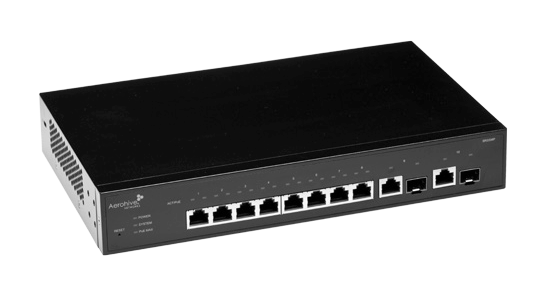 AEROHIVE SWITCH SR2208P POE+ 8PORT NG ONPREM 3YR