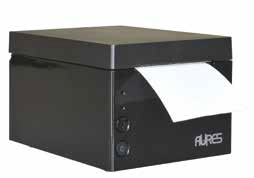 AURES ODP333 THERMAL PRINTER USB ETH PSU BLK
