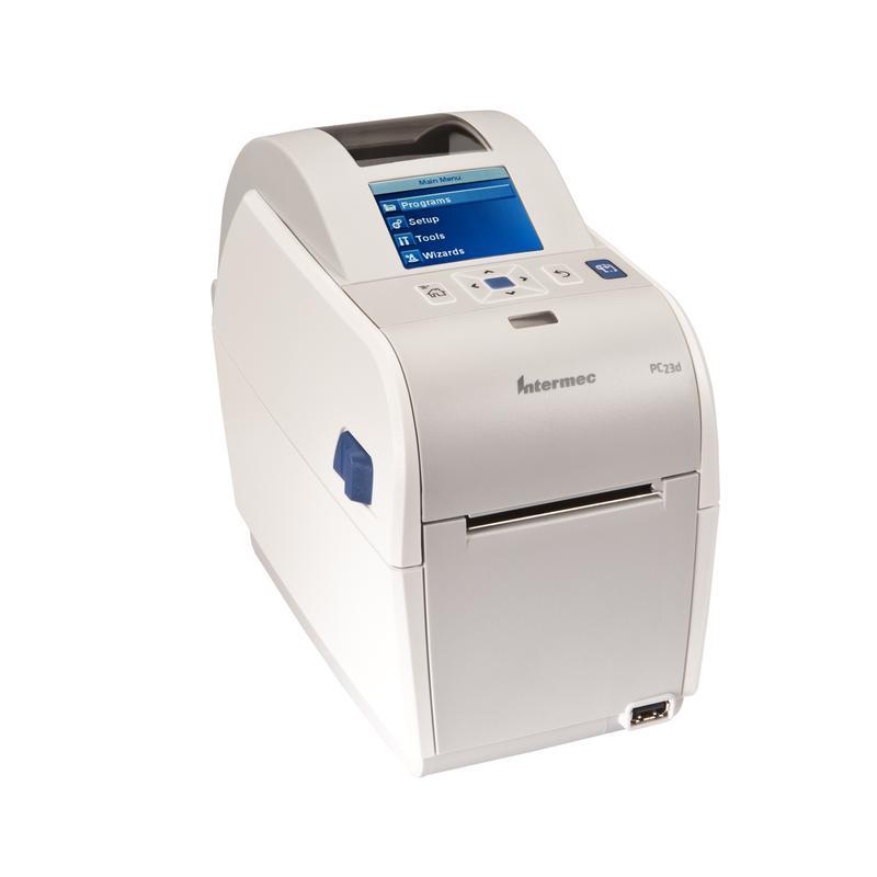INTERMEC PC23D Printer DT LCD 203 Dpi RTC