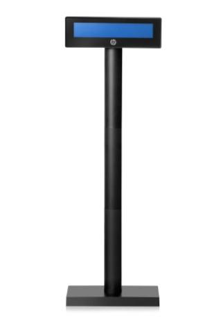 HP ENGAGE CDU 2X20 USB BLK