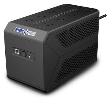 UPSONIC UPS ORION 850VA MOD S/WAVE OUTPUT AND AVR