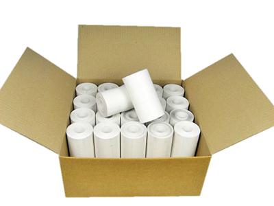 CALIBOR THERMAL PAPER 104X57 25 ROLLS/BOX RW420