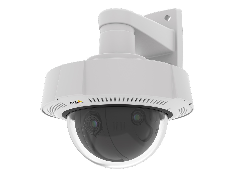 AXIS CAM Q3708-PVE DOME 180 3 X QUAD HD IP66 IK10