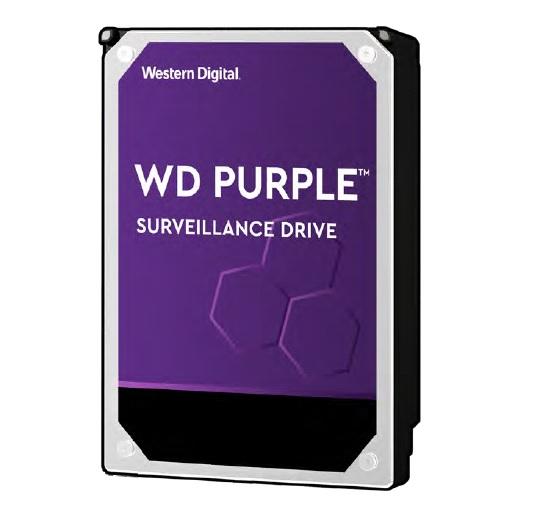 WESTERN DIGITAL PURPLE SURV HDD WD102PURZ - 10TB