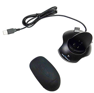 SEAL SHIELD MOUSE IP68 SILICONE 2.4GHZ USB BLK