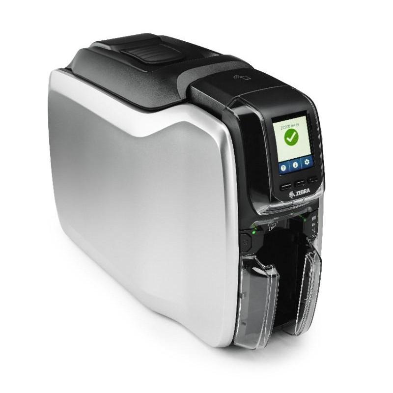 ZEBRA CARD PRINTER ZC300 DUAL USB/ETH ANZ