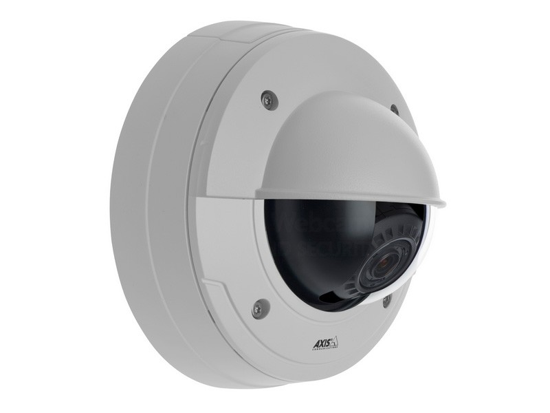 AXIS CAM P3364-VE 6MM DOME 1MP 2.5-6MM IP66 IK10