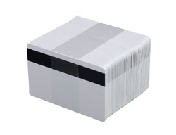 CALIBOR BLANK CARDS HICO 30 MIL 500/BOX WHITE