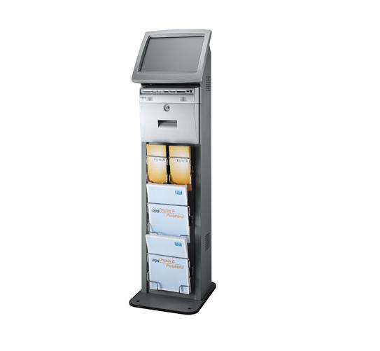 VPOS 892 KIOSK 2.5GHZ 1GB 80GB PR MC STND SAW ELO