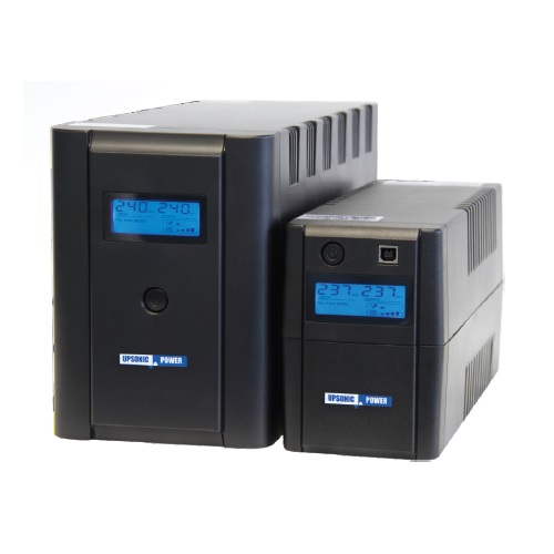 UPSONIC UPS DSV600 600VA MOD S/WAVE OUTPUT